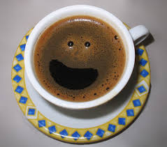 coffe smile