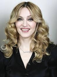 Madonna razmak med zobmi