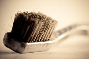 Si lahko sposodim tvojo zobno ščetko?