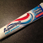 TEST: Zobna pasta Aquafresh Triple protection Fresh& Minty